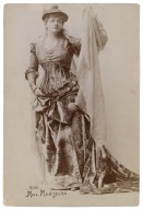 [Helena Modjeska in several different roles, both classical and modern, including Portia and Rosalind] [graphic].