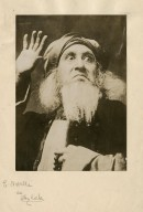 E. Novelli as Shylock [in Shakespeare's play, Merchant of Venice] [graphic].