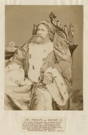 Mr. Phelps as Henry IV [in Shakespeare's play, King Henry IV, pt. 2] [graphic].