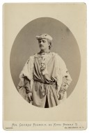 [Mr. George Rignold as King Henry V, in various costumes and poses] [graphic] / Sarony.