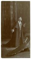 "H.R. Roberts [as the Papal Nuncio in Belasco's ""Du Barry""] [graphic] / Byron, N.Y."