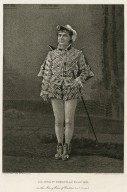 Mr. Stuart Robson as Slender [in Shakespeare's Merry wives of Windsor] [graphic] / gravure, Gebbie & Husson Co. Ltd.