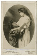 E.H. Sothern and Julia Marlowe as Romeo and Juliet [in Shakespeare's Romeo and Juliet, Act III, 5] [graphic].