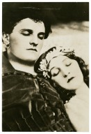 Doris Keane and Basil Sydney as Romeo and Juliet [by Shakespeare] 1919 [graphic].