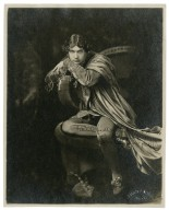 """[Lark Taylor as Lorenzo in """"Merchant of Venice"""" with Sothern & Marlowe, 1915-1916] [graphic] / Holmes & Bishop, Balto."""