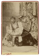 O. Tearle [possibly as Othello] [graphic].