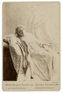 [Portraits of Ellen Terry as Queen Katherine in Shakespeare's King Henry VIII] [graphic].