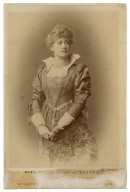 """Miss Ellen Terry as """"Beatrice"""" [in Shakespeare's Much ado about nothing] [graphic]."""