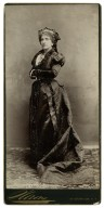 [Genevieve Ward as Queen Catherine in Shakespeare's Henry VIII, various costumes and poses] [graphic] / Sarony.
