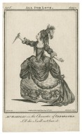 Mrs. Hartley in the character of Cleopatra [in Dryden's All for love] ... [graphic] / I. Roberts, del. ; Thornthwaite, sculpt.