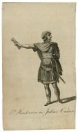 Mr. Henderson as Julius Caesar [in Shakespeare's Julius Caesar] [graphic].