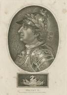 Henry V [graphic] / J. Chapman, sculp.