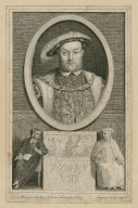 Henry VIII, from a painting in the royal collection, Kensington Palace [graphic] / engraved by Chas. Sherwin.