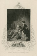 Henry VIII and Catherine Parr [graphic] / painted by R. Smirke, R.A. ; engraved by J. Rogers.