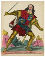 Mr. Holloway as Richard the 3rd [in Shakespeare's King Richard III] [graphic].