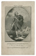 Mr. Holman in Faulconbridge ... [in Shakespeare's King John] [graphic] / M. Brown, del. from a portrait by Mr. [Gilbert] Stewart [sic] ; [J.] Thornthwaite, sculp.