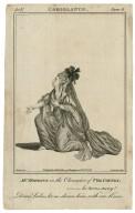 Mrs. Hopkins in the character of Volumnia ... [graphic] : [in Shakespeare's Coriolanus] / J. Roberts, del. ; C. Grignion, sculp.