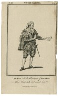 Mr. Hull in the character of Pisanio ... [in Shakespeare's Cymbeline] [graphic] / Parkinson ad vivam del. ; Ch. Grignion sculpsit.