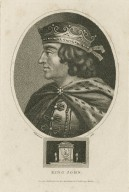 King John [graphic] / J. Chapman, sculp.