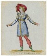 """Mrs. H. Johnston as Rosalind in """"As you like it"""" [graphic]."""