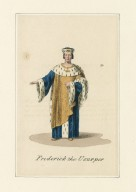 [As you like it, set of engravings of costumes for the characters in the play] [graphic].