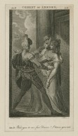 Comedy of errors, act II, scene II, Ant.S.: Plead you to me, fair Dame? I know you not [graphic] / H. Fusili R.A., del. ; T. Milton, sc.