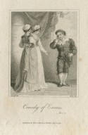 Comedy of errors, act 2, sc. [2] [graphic] / Corbould del. ; Ridley sculp.