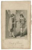 Comedy of errors, act 3, sc. 3 [i.e. 2] [graphic] / Thurston del. ; Ridley sculp.