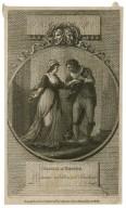 Comedy of errors: If I dream no thou art Aemelia, act 5 scene I [graphic] / Hamilton, delt. ; Scriven, sculpt.