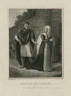 Comedy of errors: If I dream not, thou art Æmelia, act 5, scene 1 [graphic] / Hamilton del. ; Scriven, sculp.