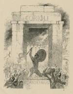 Coriolanus, [act III, scene 1] [graphic].