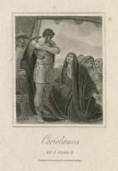 Coriolanus, act 5, scene 3 [graphic].
