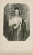 Virgilia, [character in] Coriolanus [graphic] / K. Meadows ; W. Hopwood.