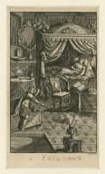 [Cymbeline, act II, s. II] [graphic].