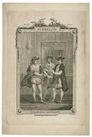 Cymbeline, act III, scene 1 [i.e. 4]: I beg but leave to air this jewel [graphic] / E. Edwards, invt ; Sharp sculpt.