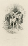 Cymbeline, [act IV, scene 2] [graphic] / [Joseph Kenny Meadows].