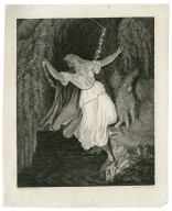 Ophelia [character in Hamlet] [graphic] / painted by S. McClung ; engd. by W. G. Jackman.