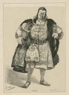 Polonius [character in Hamlet] [graphic] / G. Clairin ; Jonnard.