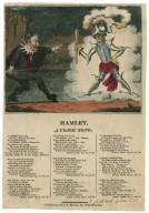 Hamlet, a comic song ... [graphic].
