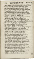Paradise lost, A poem in twelve books. The author John Milton.