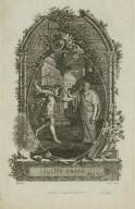 Julius Caesar, act I sc.6 [i.e. 3], Casca & Cicero [graphic] / Metz, del. ; Taylor, sculp.