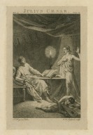 Julius Caesar, act 4, scene 10 [i.e. 3] [graphic] / F. Hayman delint. ; W. Ryland sculp.