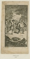 [King Henry IV, part I, act II, scene 2] [graphic] / P. Fourdrinier, scul.
