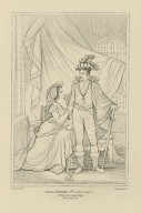 King Henry 4th, First Part, Hotspur & Lady Percy [graphic] / Smirke, del. ; Starling, sc.