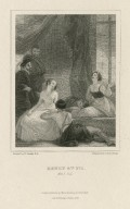 Henry 4th, pt. 1, act 3, sc. 1 [graphic] / painted by R. Smirke, R.A. ; engraved by E.F. [sic] Portbury.