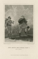 King Henry the Fourth, part I, act 4, scene 2 [graphic] / painted by R. Smirke R.A. ; engraved by Chas. Heath.