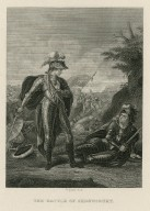 The battle of Shrewsbury [graphic] : [King Henry IV, Part 1, act V, scene 4] / Rigaud, R.A.