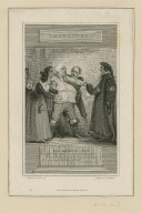 King Henry IV, pt. II ... He hath eaten my cut of house and home, he hath put all my substance into that fat belly of his, act II, sc. 1 [graphic] / painted by T. Stothard R.A. ; engrav'd by A. Raimbach.