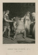 Henry the Fourth, pt. 2, act 2, scene 4 [graphic] / R. Westall R.A. del. ; Peter Lightfoot sculpt.