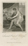 Second part of Henry 4th, act 4th, scene 4th [5] [graphic] / Singleton, del. ; Hopwood, sculp.